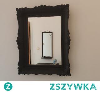 stare lustro w ramie - jak odnowić