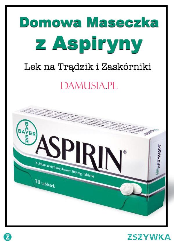 Domowa Maseczka z Aspiryny – Lek na Trądzik i Zaskórniki