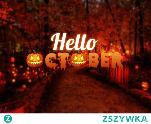 #już #zaraz #październik