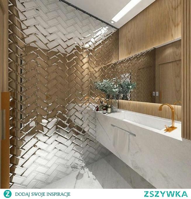 łazienka#lustro#pieknie