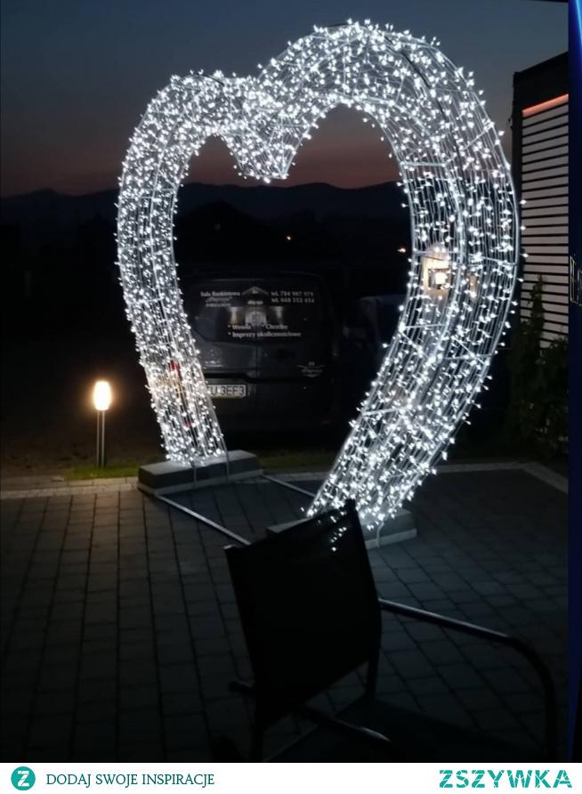 #ślub #serce