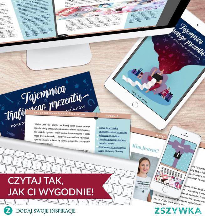 Jak czytasz e-booki? - na komputerze - na telefonie - na tablecie - drukujesz