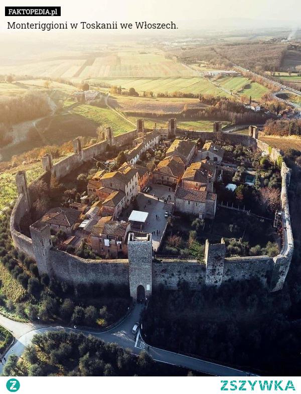 #monteriggioni #toskania #italy #wlochy