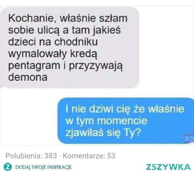 #smieszne #demon #zart #dowcip