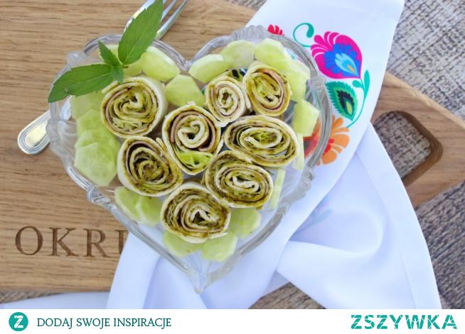 roladki-z-tortilli-z-zielonym-pesto