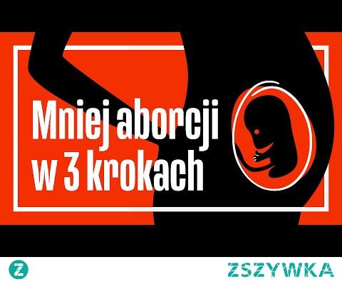 ZAKAZ ABORCJI to nie rozwiązanie │Jest alternatywa!