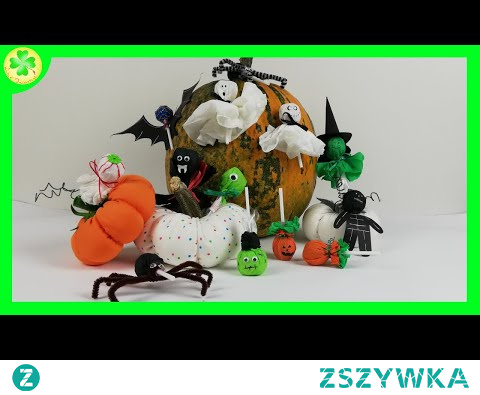 5 sposobów na Halloweenowe Lizaki (część 2)
