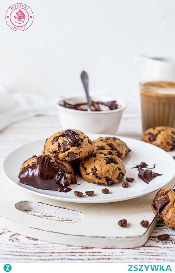 Ciasteczka kawowo-czekoladowe - Najlepsze przepisy | Blog kulinarny - Wypieki Beaty