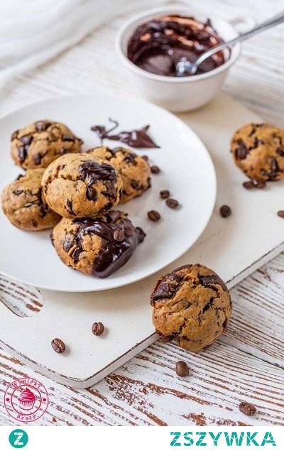 Ciasteczka kawowo-czekoladowe - Najlepsze przepisy   Blog kulinarny - Wypieki Beaty