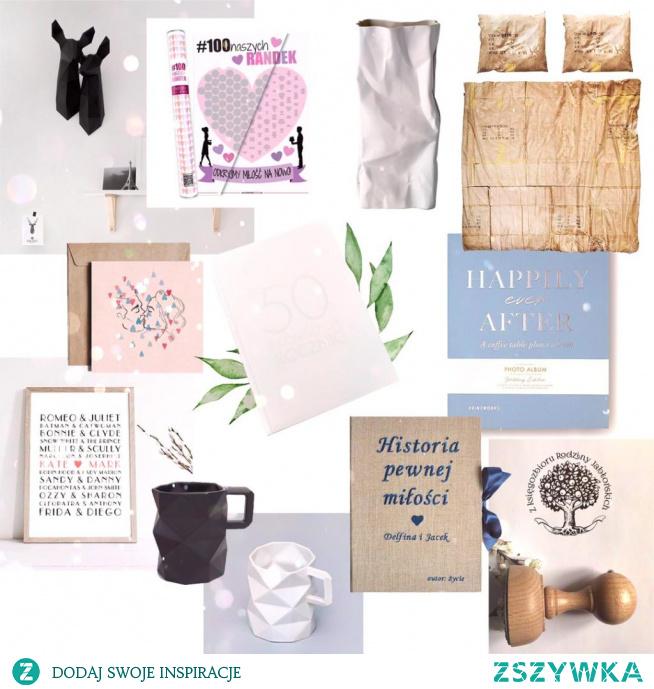 Pierwsza rocznica ślubu - po kliknięciu w link - pomysły na prezenty dla pary