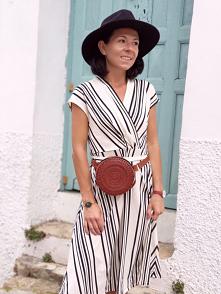 Nasza mała Carmen w nieco innym wydaniu. Najnowszy szyk mody - saszetka nerka o okrągłym kształcie. Została wykonana w odpowiedzi na najnowsze trendy, łącząc w sobie tradycję i ...