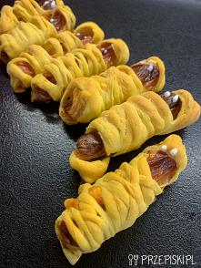 Mini Hot-Dogi Mumie Na Hall...