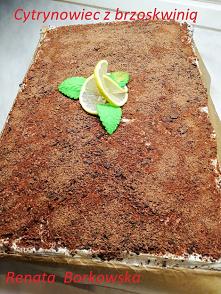 """Ciasto  """"   Cytrynowie..."""