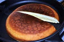 Niekwestionowany król omletów :) Omlet twarogowy jak sernik