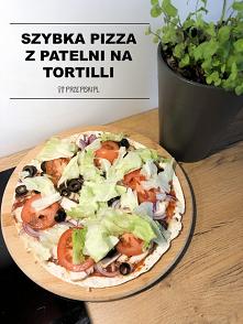 Szybka Pizza z Patelni na T...