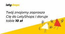 Zarejestruj się w Letyshops...
