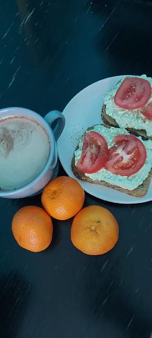 #vege #breakfast