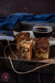 Ciasto z cynamonowym wierzc...