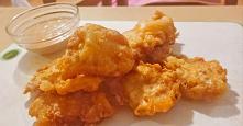 Domowe nuggetsy z kurczaka ...