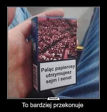 #sejm#papierosy