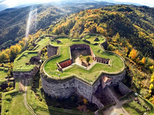 Twierdza srebrnogórska (woj. dolnośląskie)– twierdza wzniesiona w latach 1765–1777 koło Srebrnej Góry.