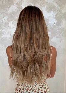 #włosy #fale