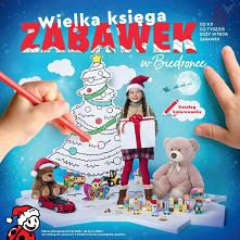 Katalog zabawek w Biedronce...
