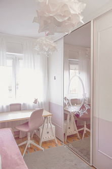 Różowy pokój dla dziewczynki #pokojdziewczynki #pokojdziecka #wnętrzadladzieci