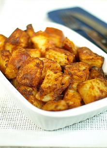#Zapiekane #ziemniaki na sposób gospodarski
