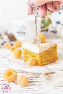 Ciasto marchewkowe z musem ...