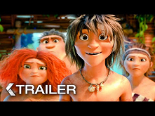 THE CROODS 2: A New Age Tra...