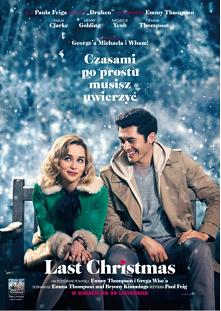 Kate to pechowa dziewczyna pracująca jako asystentka Świętego Mikołaja w londyńskim domu towarowym. Kiedy poznaje Toma, jej życie zaczyna się zmieniać na lepsze. #komedia #film