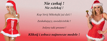 Strój Mikołajki fantastyczn...