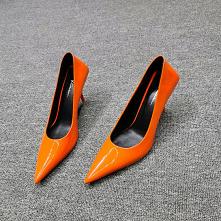 Moda Pomarańczowy Zużycie u...