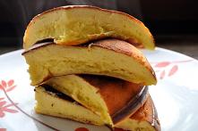Niedzielne śniadanie na wypasie czyli omlet twarogowy jak sernik.