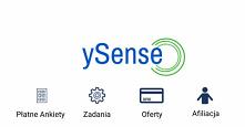 ySense to płatne ankiety, k...
