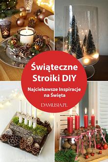 Świąteczne Stroiki DIY – Na...