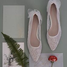 Piękne Białe Przezroczyste ...