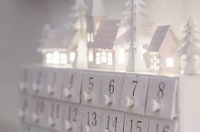 Kalendarz Adwentowy do druku DIY