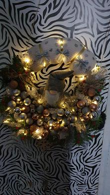 #wianek #świąteczny #z #kra...