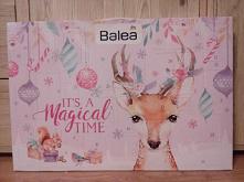 Kalendarz adwentowy kosmetyczny Balea #kalendarz #adwentowy