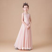 Eleganckie Różowy Perłowy S...