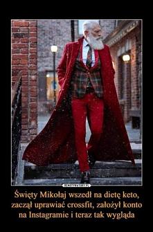 Mikołaj coraz bliżej #mikoł...