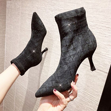 Moda Czarne Zużycie ulicy R...