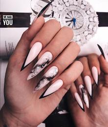 Paznokcie #nails #hybryda #...