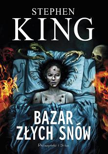 15. 'Bazar złych snów' Stephen King (2015)