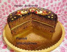 Piernik   Mikołajkowy