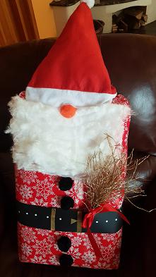 Mikołaj - pomysł na zapakow...