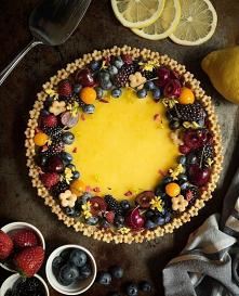 Owocowo #tort #dekoracje