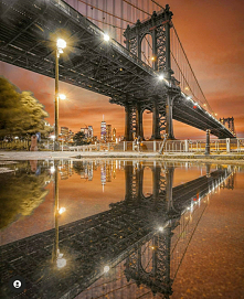 Manhattan Bridge  #USA #mos...